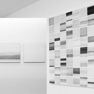 yvonne huggenberger installation between light and dark