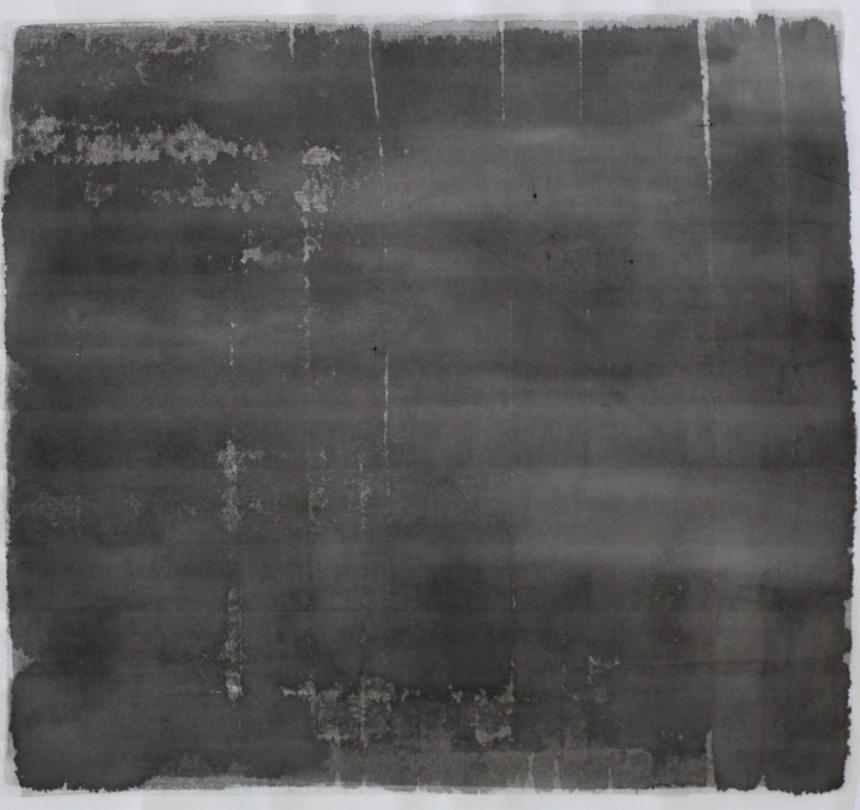 was sich zeigt 2016 tusche auf papier 27,2 x 29,4 cm