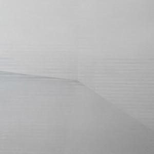 in räumen 2020 oel/graphit auf baumwolle 136 x 140 cm